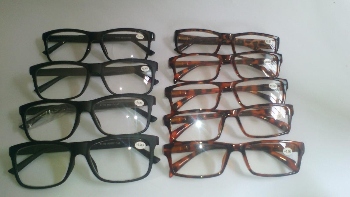 ec47d9e50 Atacado Óculos Leitura 12 Peças Armação Preta E + Cores - R$ 300,00 ...