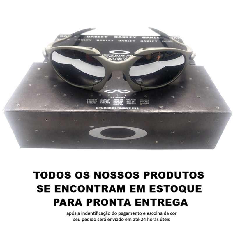 c1d77c92b1f6a Atacado .. Óculos Oakley Double Xx 24k Rosa Romeo1 2 Squared - R  89 ...