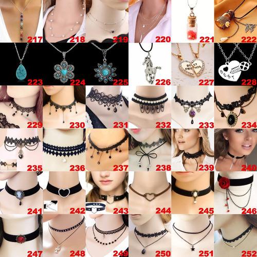 atacado pulseiras colar feminina masculina 12 unidades