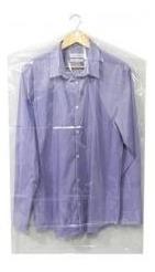 atacado sacos para camisas ternos vestidos lavanderias 100un