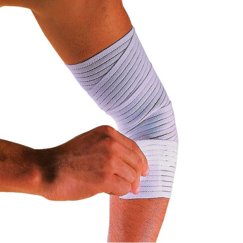atadura elastica spandex tornozelo/cotovelo ref bc0092 mercu