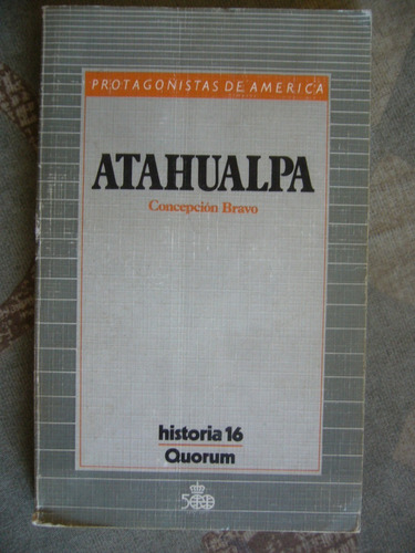atahualpa / concepcion bravo