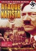 ataque nazista coleção ii guerra mundial vol. 4 dvd