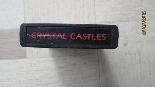 atari 2600 , crystal castles