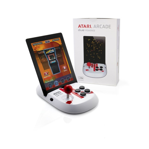 atari arcade para ipad - duo powered