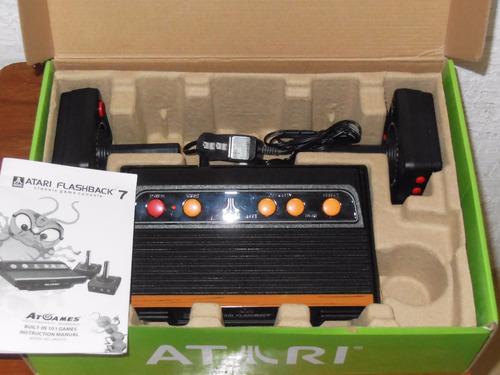 Atari Flashback 7 101 Juegos Incluidos 2 Controles 1 100 00 En