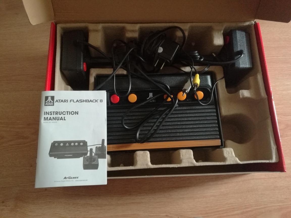 Atari Flashback 8 El Clasico Para Conocedores Con 105 Juegos S