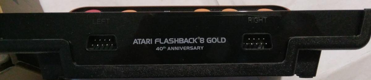 Atari Flashback 8 Gold 120 Juegos Hdmi 2 Control Inalambrico