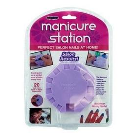 Atb Manicure Station Perfect Nails Salon Resultados Spa Beau