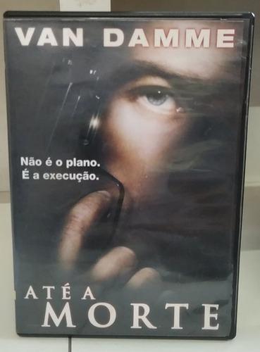 até a morte dvd