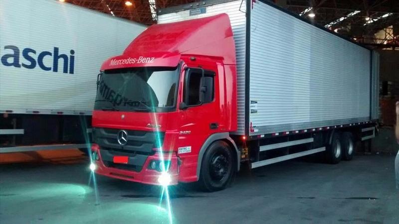 atego 2426 caminhão