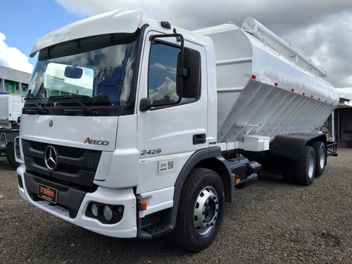 atego 2426 no chassis