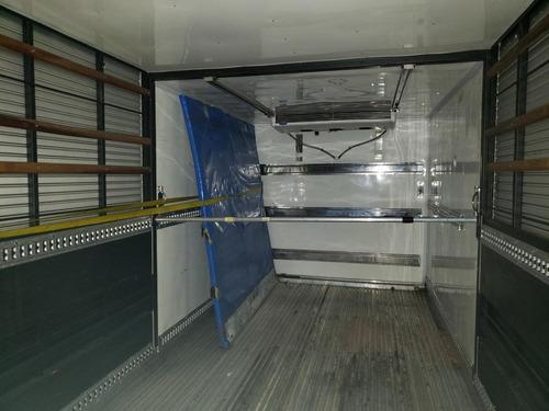 atego 3030 bau refrigerado e seco misto bitruck ñ 24330 2426