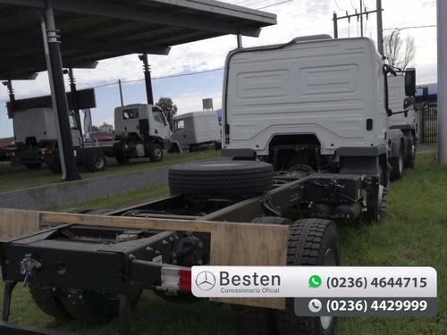 atego camiones mercedes benz