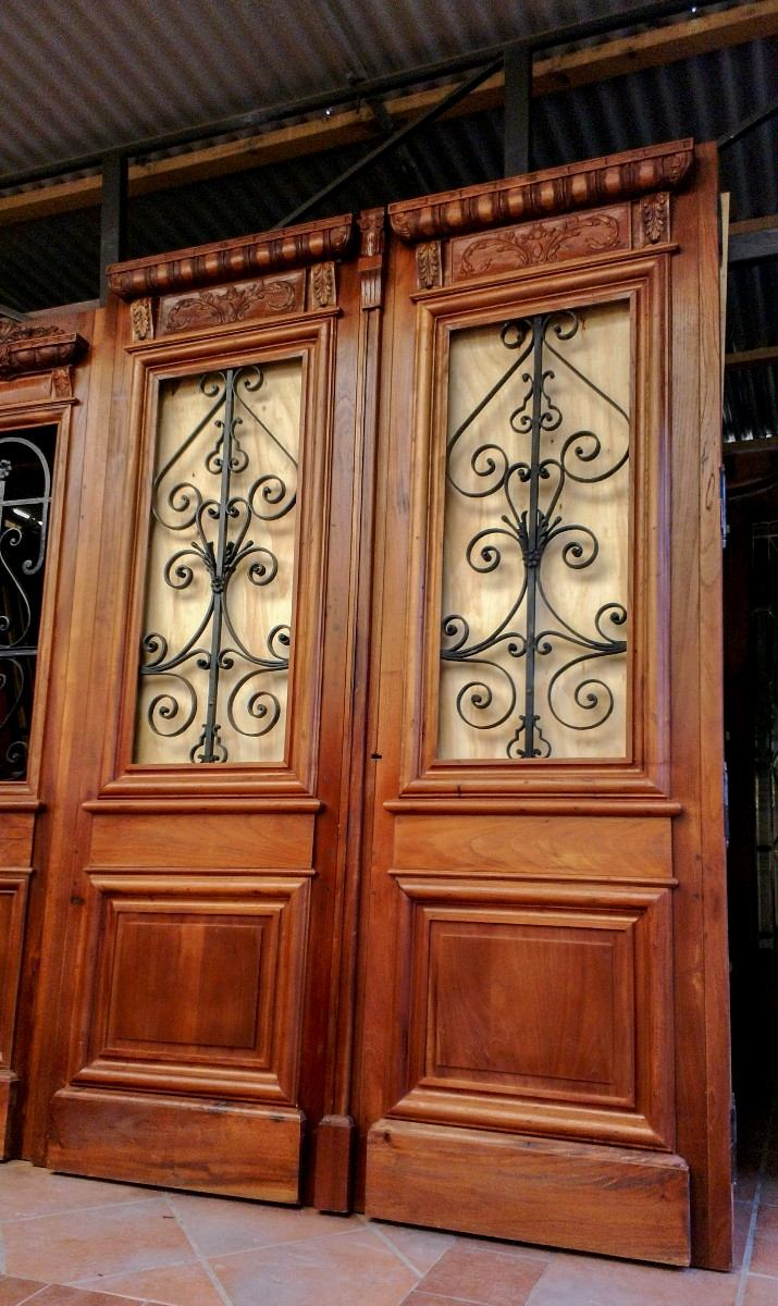 puertas de entrada antiguas atelier puerta entrada