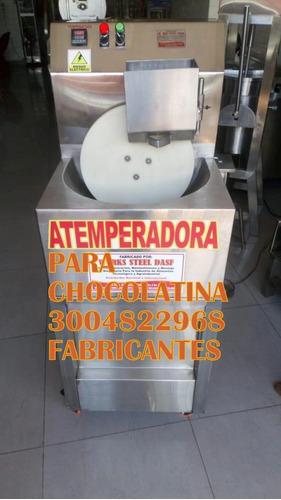 atemperador para chocolate, clasificadora para granos, banco