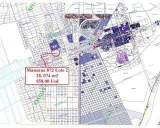 atencion desarrolladores !gran oportunidad!!  terreno de:: 28064.45 m2 con uso de suelo comercial ha