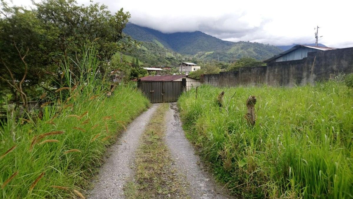 atencion inversionistas...!!! 4 hectareas napo-chaco...