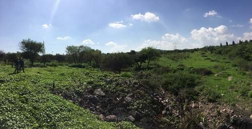 ¡atención inversionistas! excelente terreno mixto, 10,000 m2, con escrituras.