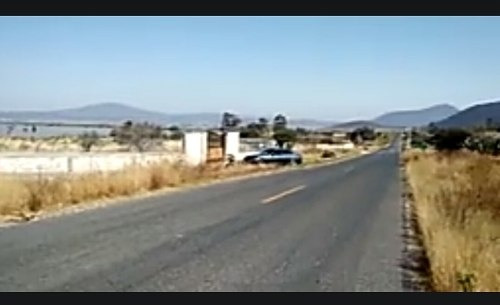 ¡atención inversionistas! rematé de terreno plano en la carretera a huimilpan