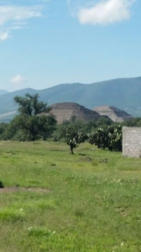 atención inversionistas terreno en venta a pie de las pirámides de teotihuacan