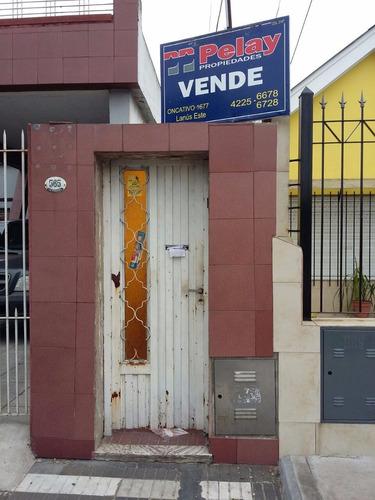 atencion inversor! venta casa interna 3 amb. lanus este(146)
