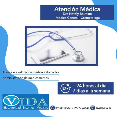 atención medica a domicilio