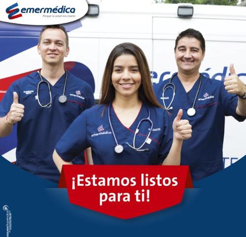 atención médica domiciliaria