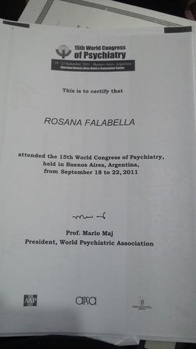 atencion medica psiquiatria en consultorio a domicilio a ger