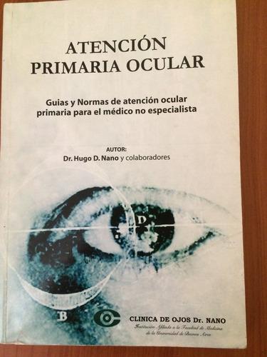 atención primaria ocular doctor hugo d nano