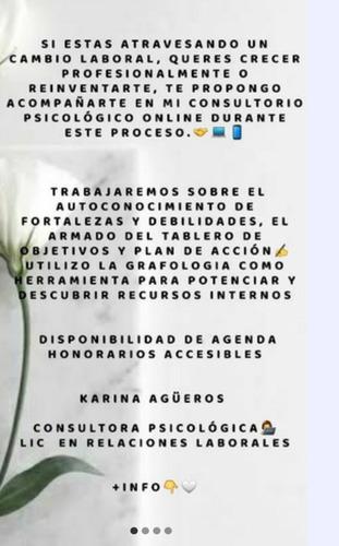 atención psicológica online - capital federal