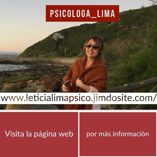 atención psicológica terapia cognitiva -presencial y online