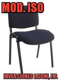 atención!! reparación mantenimiento de sillas para oficinas