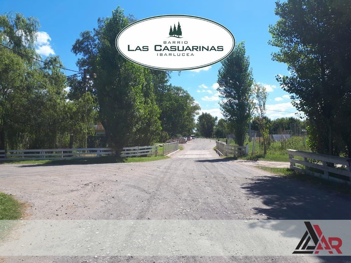 """atencion !! - ultimos lotes en barrio privado """"las casuarinas"""" , ibarlucea"""