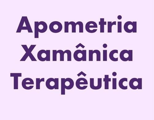 atendimento de apometria xamânica terapêutica on-line