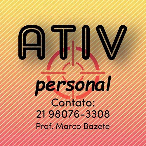 atendimento personalizado-personal trainer