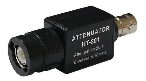 atenuador 20:1 generico para osciloscopio automotriz hantek