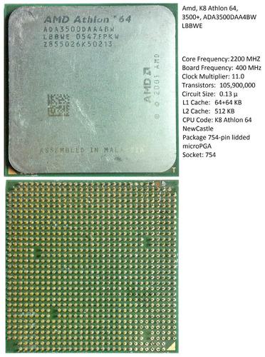 athlon amd processador