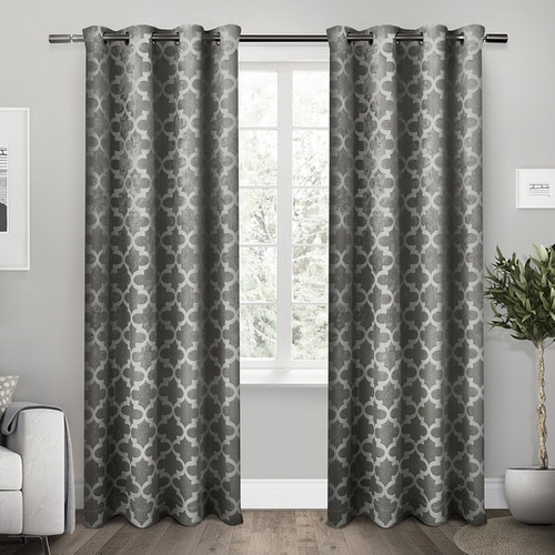 ati home carroago insulated woven blackout window cortina