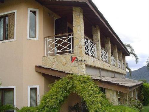 atibaia casa residencial à venda, fazenda primavera - ca0507