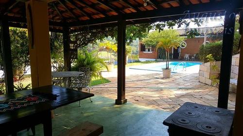 atibaia, quadra de tenis, piscina, churrasqueira, 5 dormitor