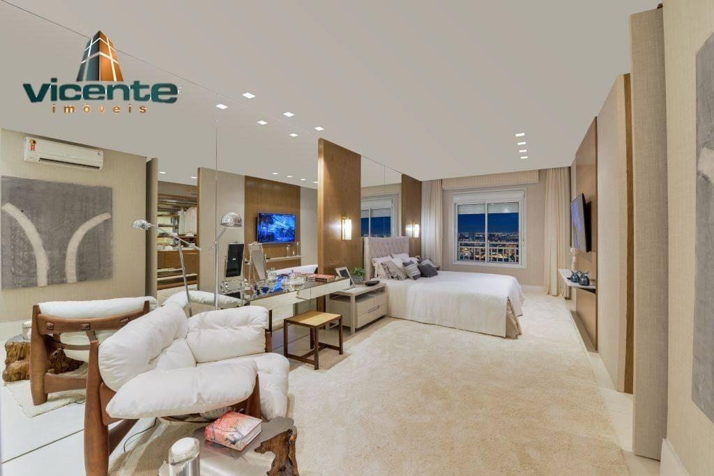 atinja seu objetivo! aparatamentos de 265,42 m² com 4 suíte, 4 vagas de garagem e lazer amplo e integral. residencial miami one life style - cod-0044 - 68101903
