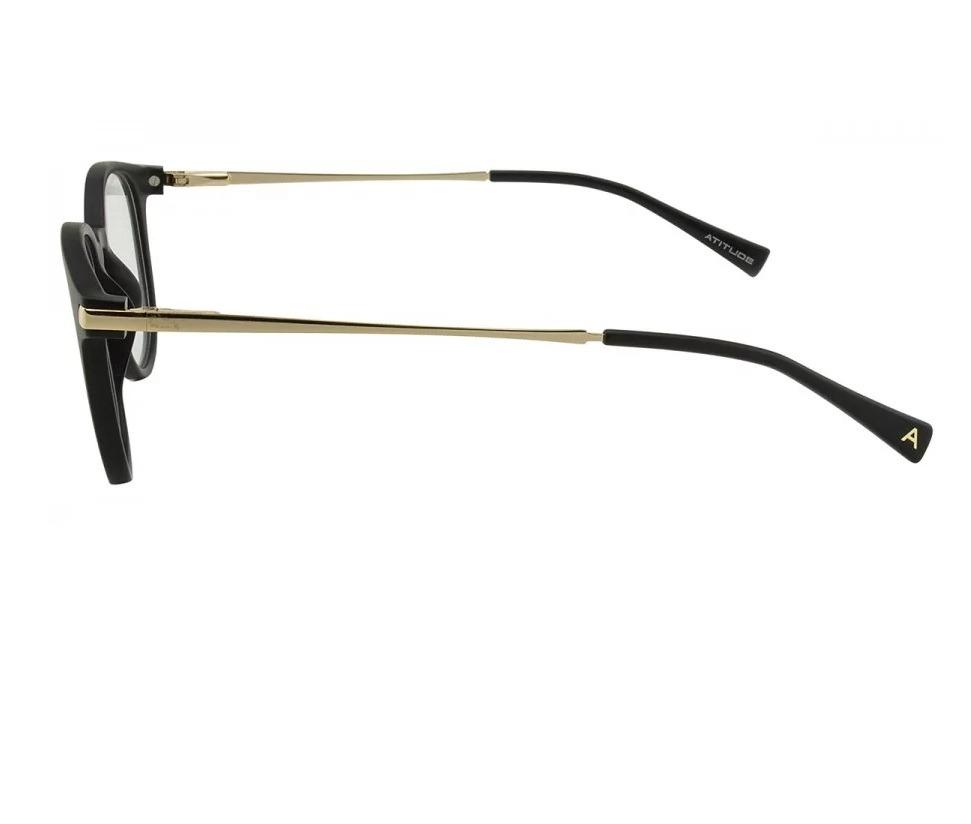 Atitude At 4037 A01 Óculos De Grau 5,1 Cm - R  179,00 em Mercado Livre 7c05805040