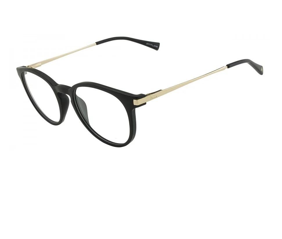 947f4e955 Atitude At 4037 A01 Óculos De Grau 5,1 Cm - R$ 179,00 em Mercado Livre
