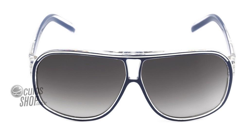 atitude mma at 5162 - óculos de sol h09 azul e transparente. Carregando  zoom. f7500df902