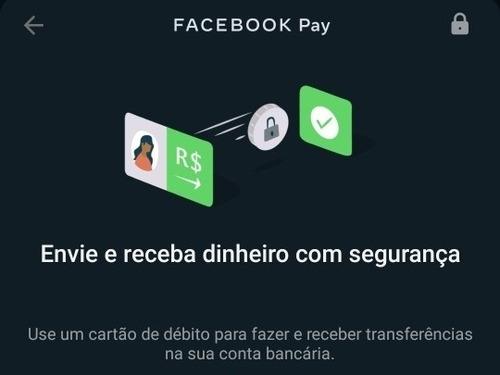 ativação do whatsapp pay ( pagamentos e recebimentos)
