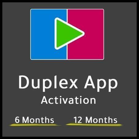 ativação duplexplay