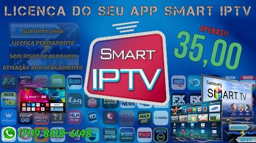 ativação imediata do smartiptv