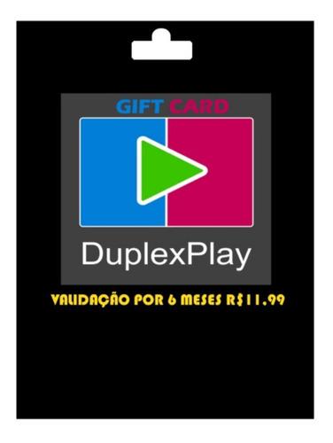 ativação licença duplexplay