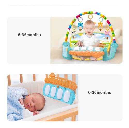 atividade bebê tapete